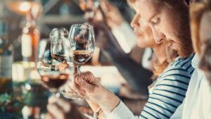 Professionele Wijnproeverij