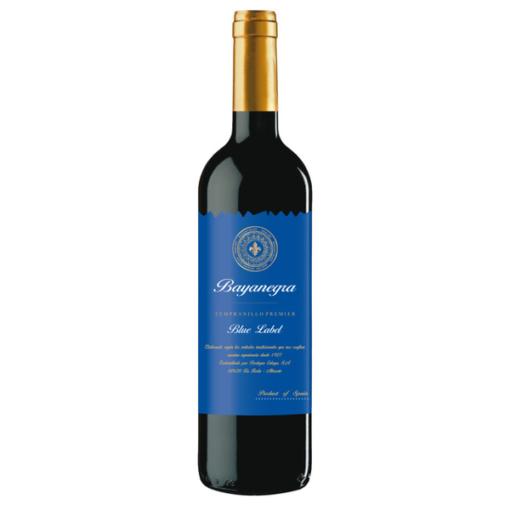 Bodegas Celaya, Bayanegra Blue Label