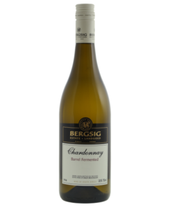 Bergsig Estate Barrel Fermented Chardonnay