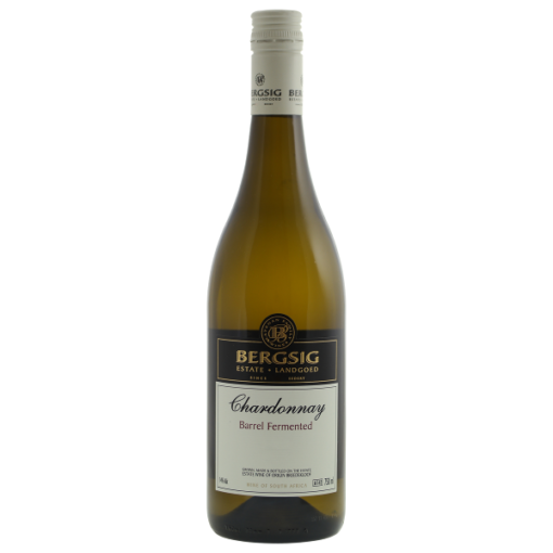 Bergsig Estate – barrel fermented Chardonnay